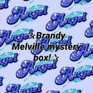 ✰now in stock! Brandy Melville mystery box!✰